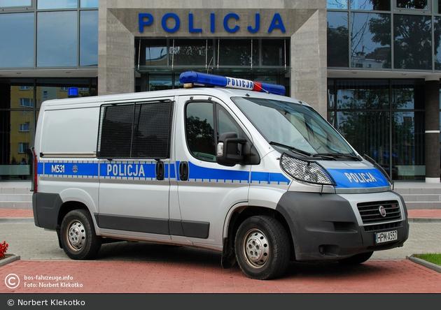 Grajewo - Policja - FuStW - M531