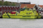 "Donsö - Northern Offshore Services - Ambulansbåt ""M/V Rescuer"" - 3 51 5890"