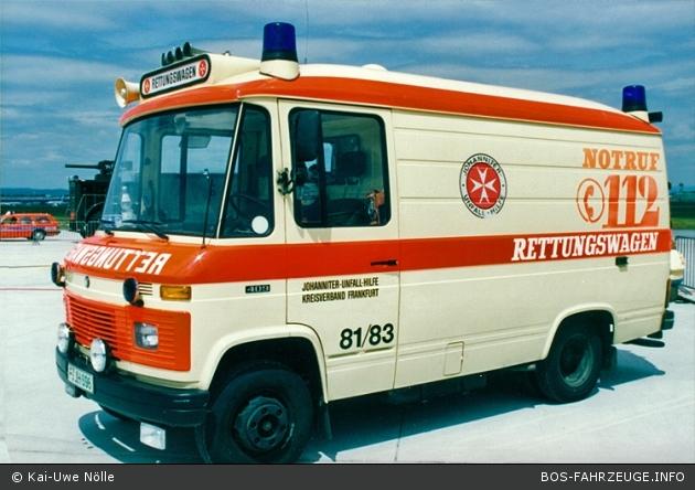 Akkon Frankfurt - RTW (F-JH 696) (a.D.)