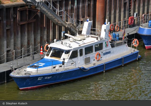 WSP 12 - Streifenboot