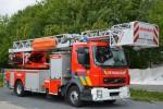 Grobbendonk - Brandweer - DLK