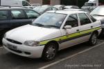 Hamilton - Strathclyde Fire & Rescue - Pkw (a.D.)
