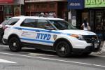 NYPD - Manhattan - Central Parc Precinct - FuStW 5500