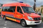 Geel - Brandweer - MTW - L522