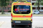 Krankentransport Ambulanz Team Havel-Spree - KTW (B-HS 8505)