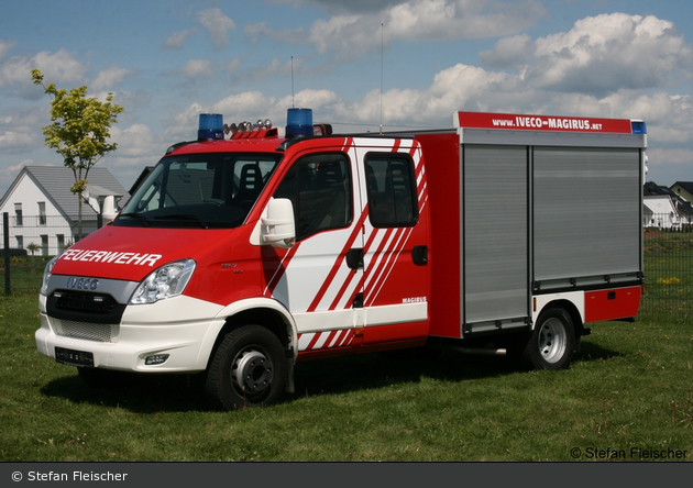 Iveco Daily 65 C 17 - Magirus - TSF-W