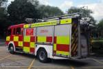 Ascot - Royal Berkshire Fire & Rescue Service - WrL