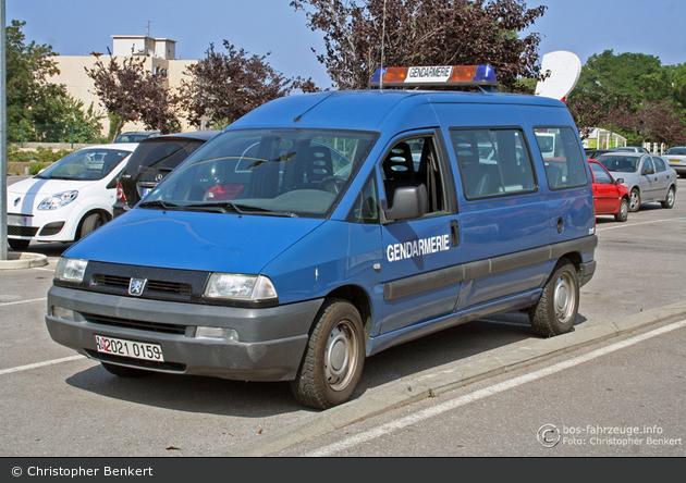 Banyuls-sur-Mer - Gendarmerie - FuStw