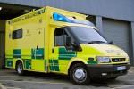 Tullamore - HSE National Ambulance Service - RTW - 10