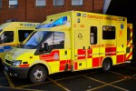 Dublin - City Fire Brigade - Ambulance - D64 (a.D.)