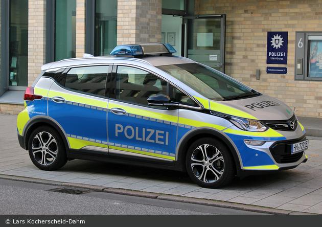 HH-7291E - Opel Ampera-e - FuStW