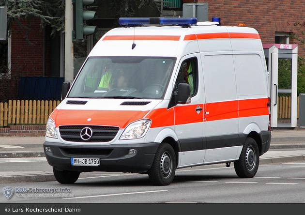 Blaurock Ambulanz Service - KTW (HH-JB 1750)
