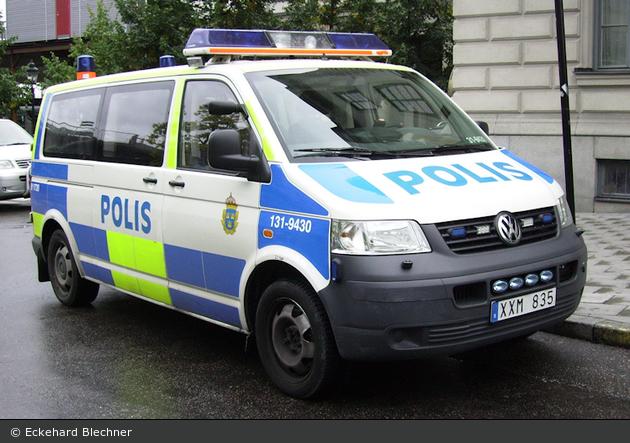 Stockholm-City - Polis - FuStW - 131-9430