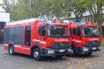 HB - WF Mercedes Benz Werk Bremen - HLF 20