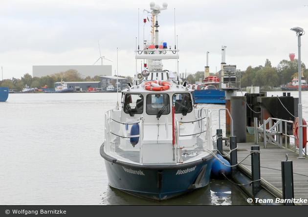 "Wasserschutzpolizei - Brunsbüttel - ""Vossbrook"""