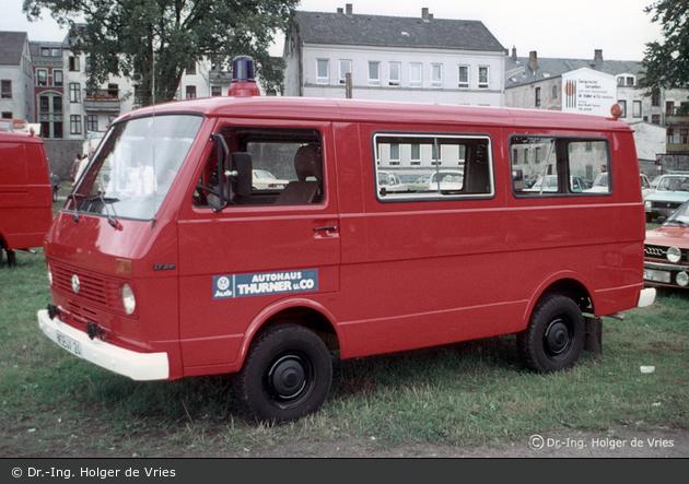 VW LT 28 - Volkswagen - ELW 1 (a.D.)