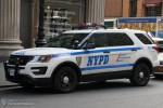 NYPD - Manhattan - Detective Bureau - FuStW 3735
