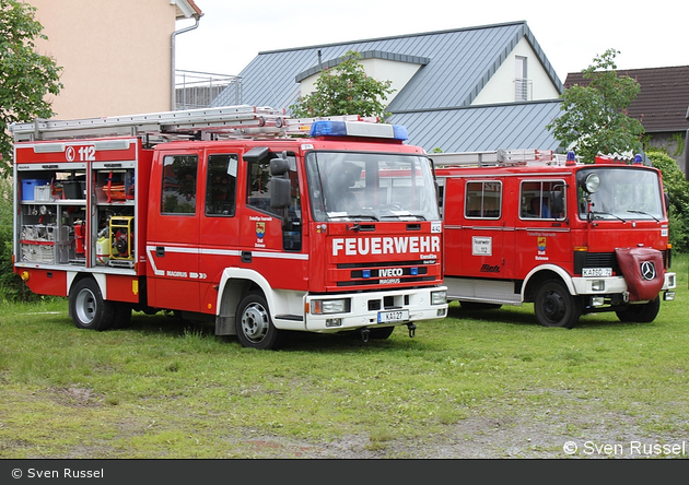 BW - FF Stutensee - Abt. Staffort