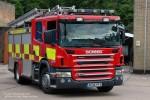 Sawston - Cambridgeshire Fire & Rescue Service - WrL