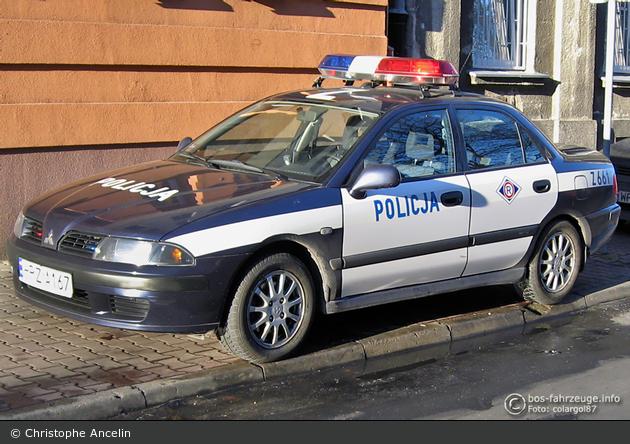 Warszawa - Policja - WRD - FuStW - Z661 (a.D.)