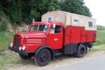 Florian BtF Papierfabrik Schlema – LF-LKW-TS 8 (A.D.)