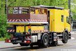 Berlin - Berliner Verkehrsbetriebe - Sicherheits- und Wartungsdienst (B-EV 1313)