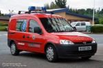Dudley - West Midlands Fire Service - Car