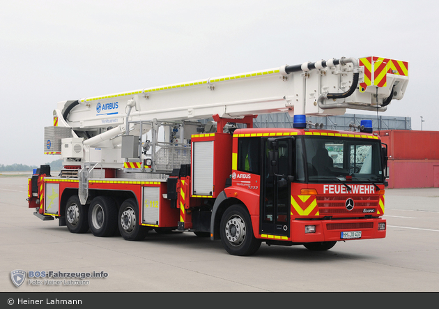 Florian Hamburg Airbus 11/33 (HH-JQ 407)