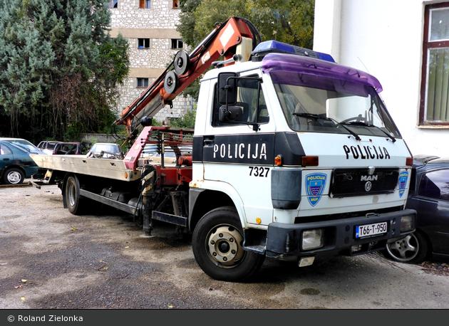 Čapljina - Policija - ASF - 7327