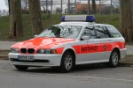 BMW 5er touring - Mittelstädt Sonderfahrzeuge - NEF