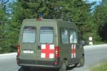 unbekannter Ort - Esercito Italiano - RTW