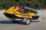 Point Lookout - SLSQ Lifeguard Patrol - Jet-Ski