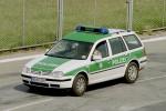 BG19-539 - VW Golf Variant - FuStW (a.D.)