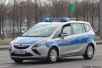 B-30541 - Opel Zafira Tourer - FuStW