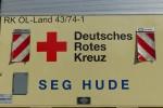 Rotkreuz Oldenburg-Land 43/69-01