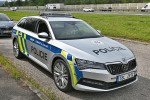Vinoř - Policie - Radarwagen - 5SL 2912