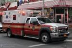 FDNY - EMS - Ambulance 413 - RTW