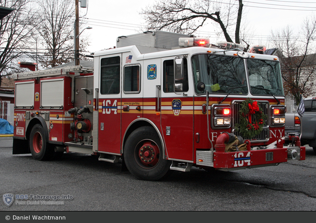 FDNY - Staten Island - Engine 164 -TLF