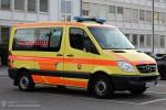 Rettung Harburg Ambulanz Schrörs 06-21