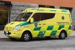 Huddinge - Samariten Ambulans AB - RTW - 3 32-8260