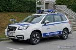 Viechtach - Die Länderbahn - Unfallhilfsfahrzeug