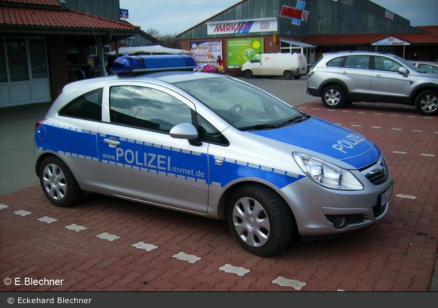 Boltenhagen - Opel Corsa - FuStW