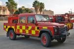 Dhekelia - Defence Fire & Rescue Service - KLF - E18