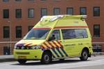 Amsterdam - Ambulance Amsterdam - KTW - 13-404