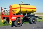 Findel - Administration de la Navigation Aérienne - Leckübungsanhänger