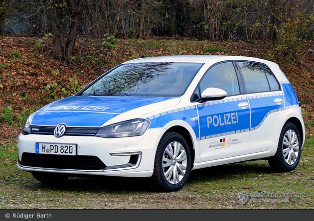 H-PD 820 - VW e-Golf - PKW