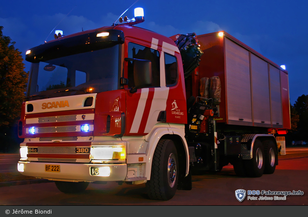 Luxembourg - BF - WLF - 01/60-02
