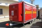 Dhekelia - Defence Fire & Rescue Service - FwA-Öffentlichkeitsarbeit