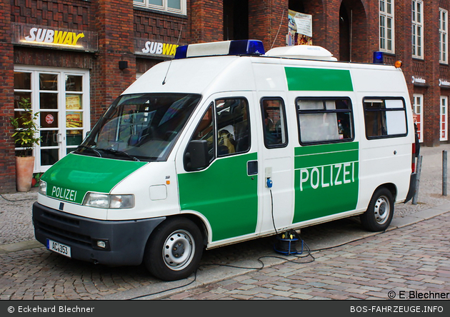AC-353 - Fiat Ducato - LeBefKW (a.D.)
