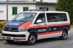Vaduz - Landespolizei - Unfallwagen
